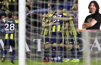 Cüneyt Kaşeler, sıcağı sıcağına Fenerbahçe Rizespor maçını yazdı