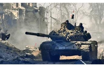 Esed'in 40 askeri öldürüldü