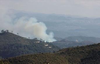 Esed rejimi bu kez Türkmendağı'na saldırıyor