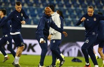 Fenerbahçe, Çaykur Rizespor maçı için hazır