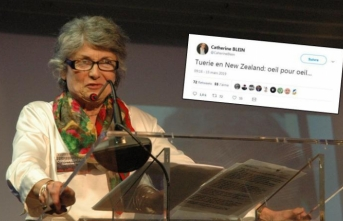 Fransız meclis üyesinden Yeni Zelanda'daki katliama dair çirkin mesaj