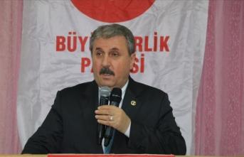 'HDP'nin kazanma ihtimalinin olduğu yerlerde güçlü partinin adayını destekleyeceğiz'