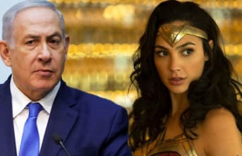 Hollywood yıldızından Netanyahu'ya 'komşunu sev' tepkisi