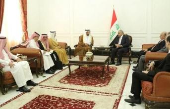 Irak Başbakanı Suudi Arabistan yolcusu