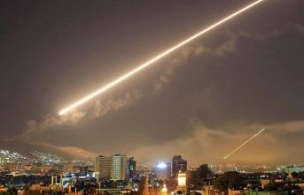 'İsrail füzeyle saldırdı' iddiası!