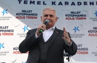 'Kanal İstanbul Türkiye'nin milli güvenlik meselesidir'