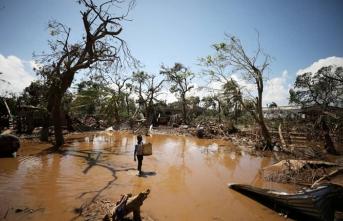 Kasırga ve sel felaketinde son bilanço!