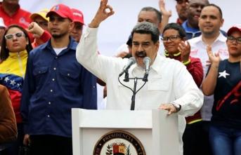 Maduro'dan sabotaj açıklaması: Saldırı hazırlığındaydılar