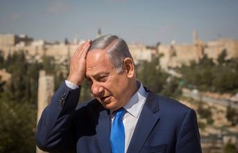 Netanyahu seçim öncesi başı dertte | İNFOGRAFİK