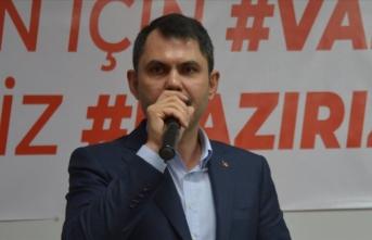 'Roman vatandaşlarımıza yeni yaşam alanları inşa edeceğiz'