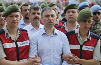 Savunmasında 15 Temmuz'daki faaliyetlerini anlatmadı
