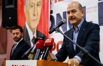 Soylu'dan PKK'yı korkutacak haber!