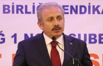 TBMM Başkanı Şentop'tan 'Recep Gürkan' değerlendirmesi
