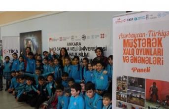 TİKA'dan Azerbaycan Türkiye Müşterek Halk Oyunları ve Gelenekleri Paneli