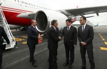 Türk heyeti terör saldırısının yaşandığı Yeni Zelanda'da