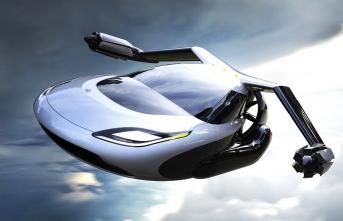 Uçan otomobil toplu taşıma ve nakliyede kullanılacak