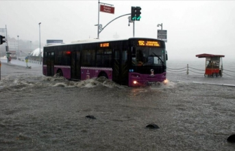 Üsküdar'ın yağmur suyu sorununa 'tünelli çözüm'