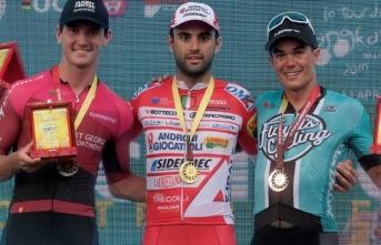 24. Langkawi Bisiklet Turu'nun beşinci etabını Pelucchi kazandı