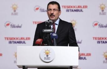 AK Parti İstanbul'daki usulsüzlüklerin yeni belgelerini paylaştı
