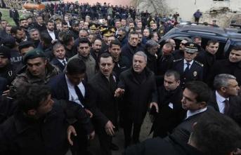 Akar'dan Kılıçdaroğlu'na saldırı açıklaması: Oradaki amacımız...