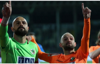 Alanyaspor'dan maç sonu Fenerbahçe'ye gönderme