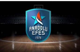 Anadolu Efes'ten Fenerbahçe'ye tebrik