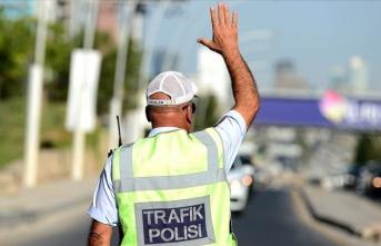 Başkentte trafiğe '1 Mayıs' düzenlemesi
