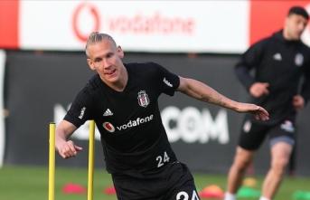 Beşiktaş MKE Ankaragücü maçının hazırlıklarını tamamladı