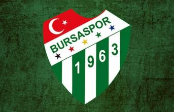 Bursaspor'da yeni dönem! Resmen açıklandı