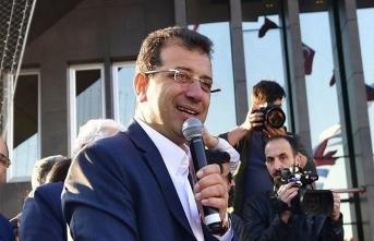 CHP'li İmamoğlu mazbatasını aldı
