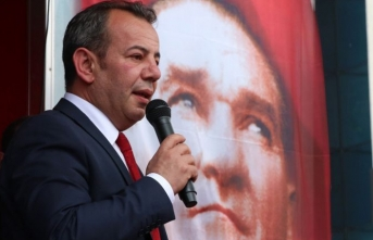 CHP'li Özcan Suriyelilerle ilgili vaadini yerine getirdi!