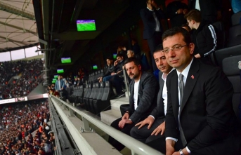 CHP'li İmamoğlu maçlara gitme konusunda ısrarlı