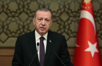 Cumhurbaşkanı Erdoğan'dan Venezuela mesajı!