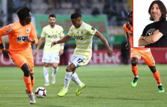 Cüneyt Kaşeler sıcağı sıcağına Alanyaspor Fenerbahçe maçını yazdı