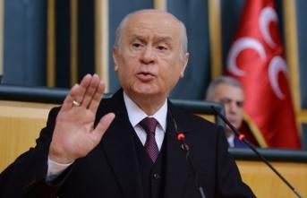 MHP lideri Bahçeli'den kritik seçim açıklaması