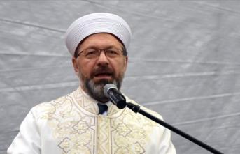 'Dünyanın Kuran'ın ilkelerine, İslam'ın ilkelerine ihtiyacı var'