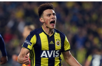 Eljif Elmas, Galatasaray'ı tiye aldı...