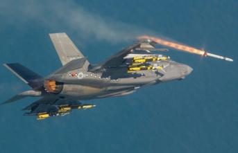 F-35 savaş uçağı kayboldu!