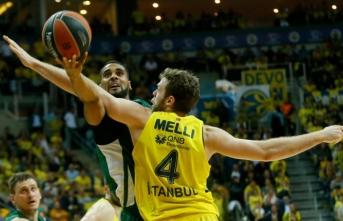 Fenerbahçe Beko Dörtlü Final'e yükseldi