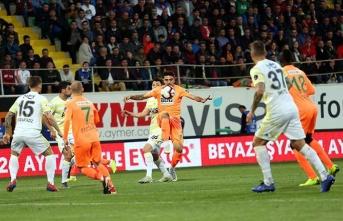 Fenerbahçe Alanyaspor deplasmanından eli boş döndü
