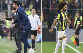 Fenerbahçeli Volkan Demirel ve Sadık Çiftpınar PFDK'ye sevk edildi