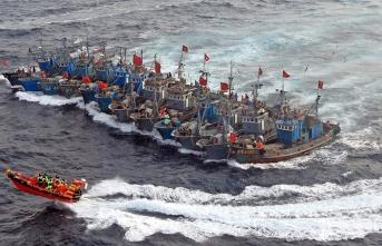 Filipinler Çin'e tepkili…