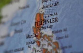 Filipinler'de bir büyük deprem daha