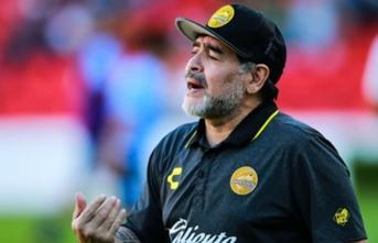 Futbolun efsanesi Maradona'ya 'Maduro' soruşturması!