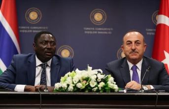 'Gambiya ile ikili ticaretimizi artırmak istiyoruz'