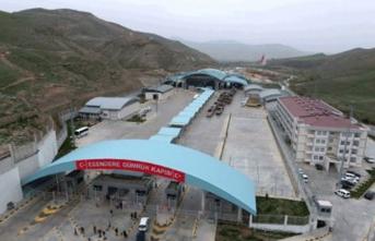 Gümrük Sınır Kapısı'nda 221 kilogram patlayıcı yakalandı