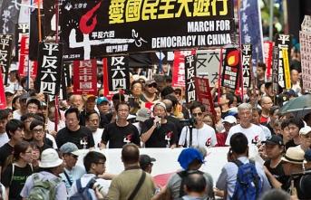 Hong Kong'da bağımsızlık yanlılarına gözaltı