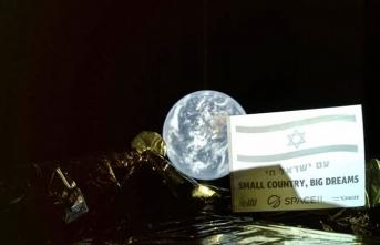 İsrail'e ait uzay aracı Ay'a çakıldı!
