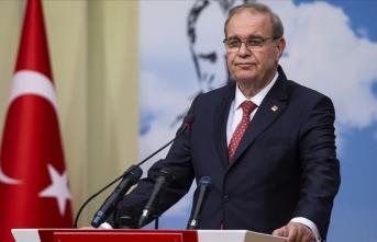 'İstanbul Büyükşehir Belediyesinin hukuken başkanı İmamoğlu'dur'