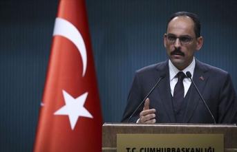 Kabine toplantısı sonrası Kalın'dan kritik açıklamalar